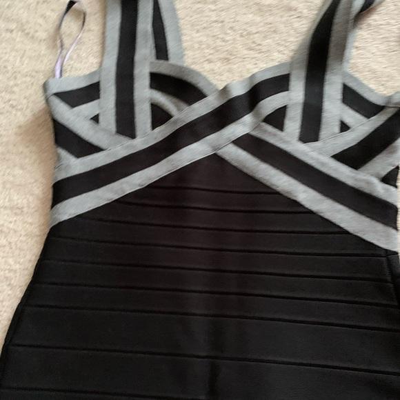 Herve Ledger dress small